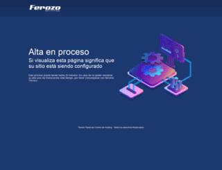 aspen.ferozo.com screenshot