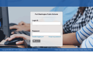 aspen.portnet.org screenshot