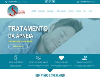 asperandeo.com.br screenshot