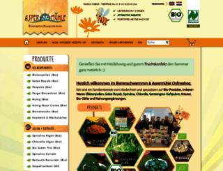 aspermuehle.de screenshot
