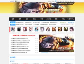 asphalt8.gamedog.cn screenshot