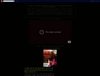asphodelband.blogspot.com screenshot