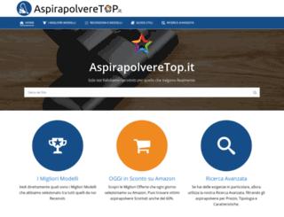 aspirapolveretop.it screenshot