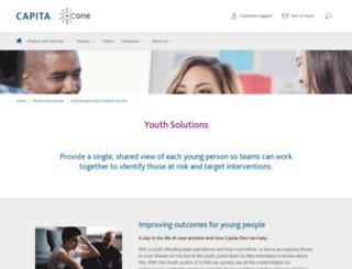 aspire-uk.com screenshot