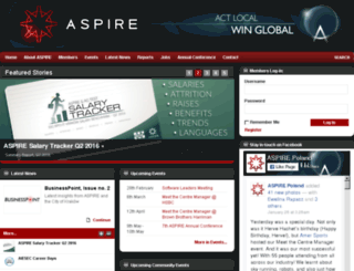 aspire.org.pl screenshot