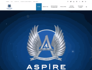 aspire.qa screenshot