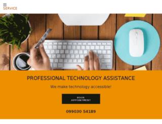 aspiretechnologyservices.in screenshot