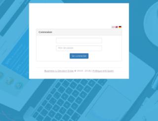 aspmail.eolas-services.com screenshot