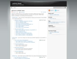 aspnetbook.wordpress.com screenshot