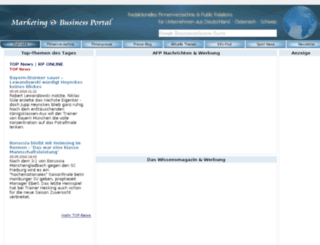 aspo-marketingportal.de screenshot
