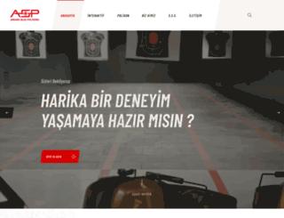 asppoligon.com.tr screenshot