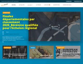asptt-stetienne-tt.fr screenshot