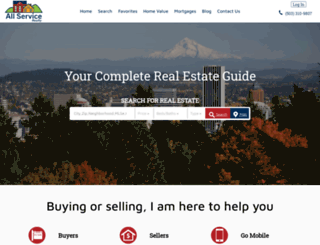 asrealty.net screenshot