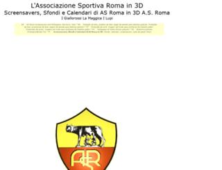 asroma.pages3d.net screenshot