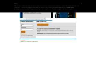 assessments.franklincovey.com screenshot