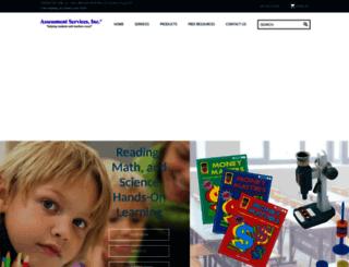 assessmentservices-edu.com screenshot