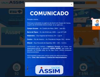 assim.com.br screenshot