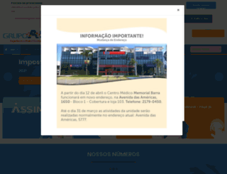 assimsaude.com.br screenshot