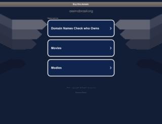 assinabrasil.org screenshot