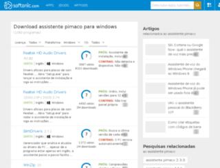 assistente-pimaco.softonic.com.br screenshot