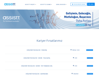 assisttkariyerim.com screenshot