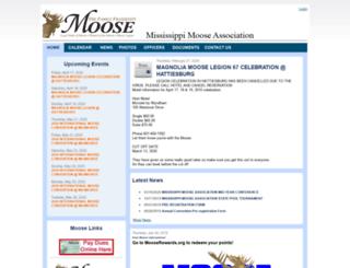 assoc32.moosepages.org screenshot