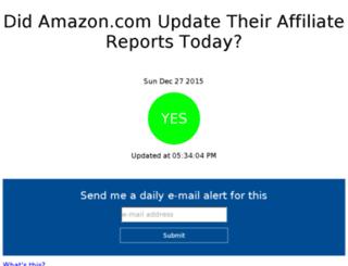 associatealert.com screenshot