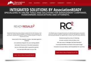 associationready.com screenshot
