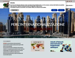 associazionevicina.com screenshot
