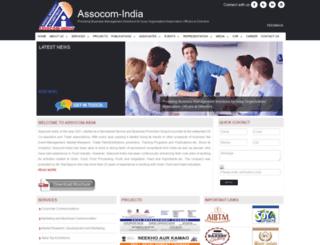 assocom-india.com screenshot
