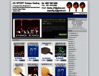 assportkg.blogspot.com screenshot