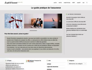 assurance-guide.com screenshot