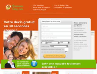 assurancestory.com screenshot