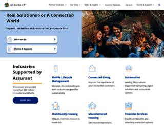 assurantspecialtyproperty.com screenshot