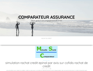 assurepros-assurances.fr screenshot