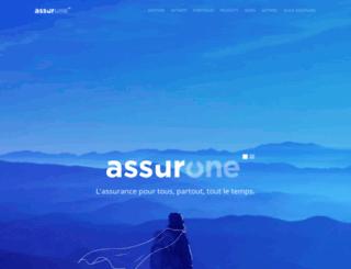 assurone-group.com screenshot
