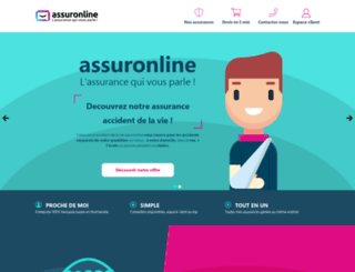 assuronline.com screenshot