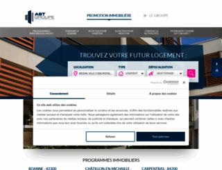 ast-promotion.fr screenshot