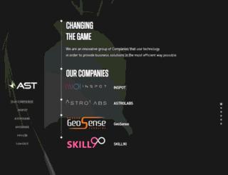 ast.com.gr screenshot