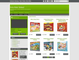 asta-kids.blogspot.com screenshot