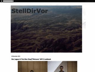 asta-stelldirvor.blogspot.com screenshot
