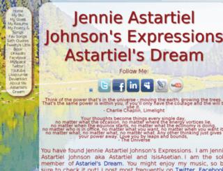 astartiel.awardspace.com screenshot