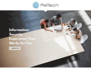 astechconsulting.com screenshot