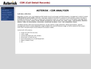 asterisk-stat.proxyoffice.net screenshot