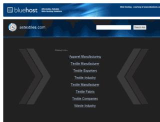 astextiles.com screenshot