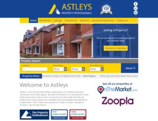 astleysamuelleeder.co.uk screenshot