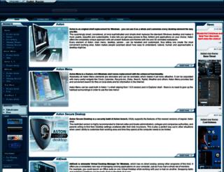 aston2.com screenshot