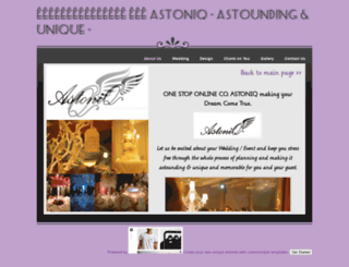 astonicq.weebly.com screenshot