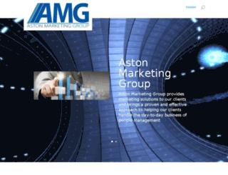 astonmarketinggroup.com screenshot