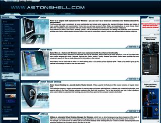 astonshell.com screenshot